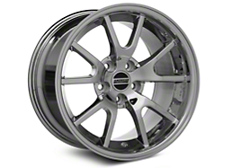 FR500 Style Chrome Wheel - 17x10.5 (94-04 All)