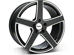 TSW Rivage Black Machined Wheel - 18x9.5 (94-04 All)