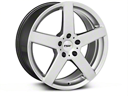 TSW Rivage Hyper Silver Wheel - 18x8 (05-14 All)