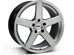 TSW Rivage Hyper Silver Wheel - 18x9.5 (94-04 All)