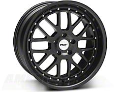TSW Valencia Matte Black Wheel - 19x9.5 (05-14 All)