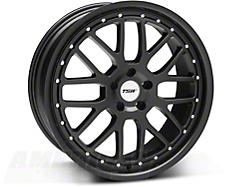 TSW Valencia Matte Black Wheel - 20x8.5 (05-14 All)