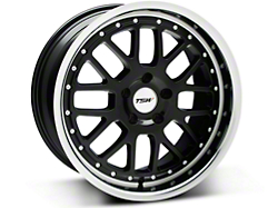 TSW Valencia Black Wheel - 18x9.5 (94-04 All)