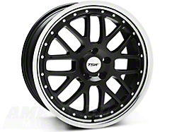 TSW Valencia Black Wheel - 19x8 (2015 All)