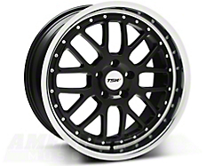 TSW Valencia Black Wheel - 19x9.5 (05-14 All)