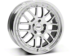 TSW Valencia Chrome Wheel - 18x8 (94-04 All)