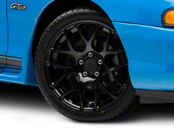 AMR Black Wheel - 18x9 (94-04 All)