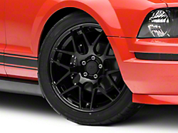 AMR Black Wheel - 19x8.5 (05-14 All)