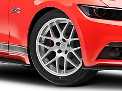 AMR Silver Wheel - 19x8.5 (2015 All)