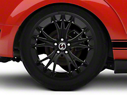 Shelby CS1 Matte Black Wheel - 20x11 (05-14 All)