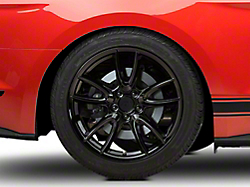 Track Pack Style Gloss Black Wheel - 19x10 (2015 All)