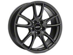 Track Pack Style Gloss Charcoal Wheel - 19x8.5 (05-14 All)