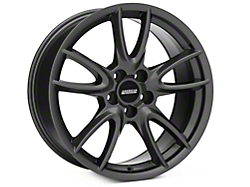 Track Pack Style Gloss Charcoal Wheel - 19x8.5 (2015 All)
