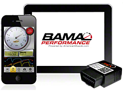Bama iTSX Wireless Tuner w/ 2 Custom Tunes (11-14 V6)
