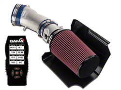C&L Cold Air Intake w/ 95mm MAF & Bama X4 Tuner (03-04 Cobra)