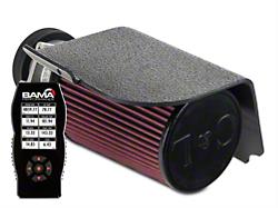 C&L Cold Air Intake w/ 73mm MAF & Bama X4 Tuner (96-00 V6)