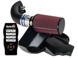 C&L Street Cold Air Intake w/ 95mm MAF & X4 Tuner (11-14 GT)