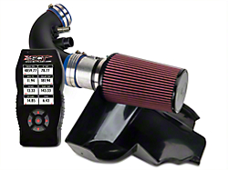 C&L Racer Cold Air Intake w/ 95mm MAF & X4 Tuner (11-14 GT)