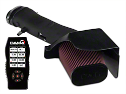 C&L Cold Air Intake & Bama X4 Tuner (10-12 GT500)