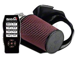 C&L Short Ram Air Intake w/85mm MAF & Bama X4 Tuner (03-04 Mach 1)