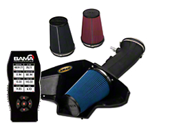 Airaid CAI - SynthaMax Dry Filter & Bama X4 Tuner (07-09 GT500)