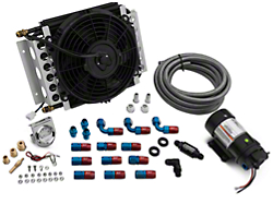 Full Tilt Boogie Differential Cooler Kit - 8.8 in (86-14 All)
