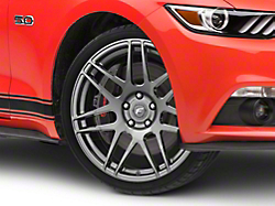 Forgestar F14 Monoblock Gunmetal Wheel - 19x9.5 (2015 All)