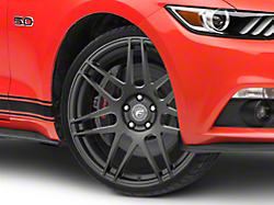 Forgestar F14 Monoblock Matte Black Wheel - 20x9.5 (2015 All)