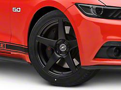 Forgestar CF5 Monoblock Matte Black Wheel - 19x9.5 (2015 All)