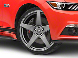 Forgestar CF5 Monoblock Gunmetal Wheel - 20x9.5 (2015 All)