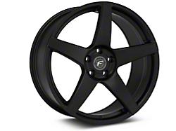 Forgestar CF5 Monoblock Matte Black Wheel - 20x9.5 (2015 All)