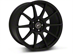 Forgestar CF10 Monoblock Textured Matte Black Wheel - 19x10 (2015 All)