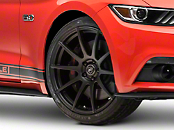 Forgestar CF10 Monoblock Textured Matte Black Wheel - 20x9.5 (2015 All)