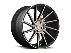 Niche Surge Double Dark Directional Wheel - Driver Side - 20x8.5 (2015 All)