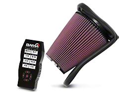 K&N FIPK CAI & BAMA X4 Tuner (03-04 Cobra)