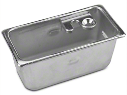 Stainless Steel Ashtray Insert (87-93 All)