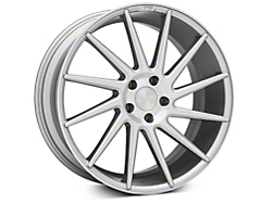 Niche Surge Silver Machined Directional Wheel - Passenger Side - 20x8.5 (05-14 All)