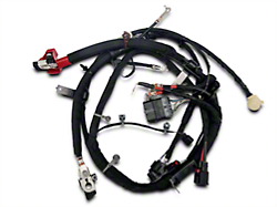 Ford Battery Cable Harness - Automatic (2015 GT)