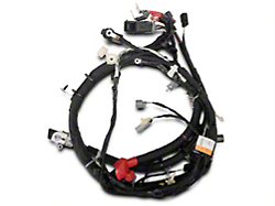 Ford Battery Cable Harness - Manual (2015 GT)