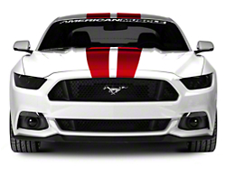 Red MMD V Series Stripes (2015 All)