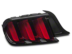 Ford Factory Replacement Tail Light - Driver Side (2015 All)