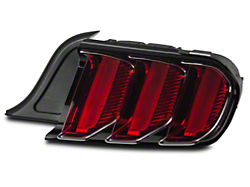 Ford Factory Replacement Tail Light w/ Chrome - Passenger Side (2015 All)