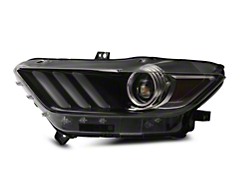 Ford Factory Replacement HID Headlight - Driver Side (2015 All)