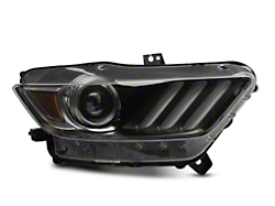 Ford Factory Replacement HID Headlight - Passenger Side (2015 All)