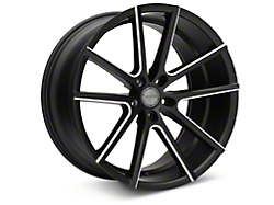 Sporza V5 Satin Black Machined Wheel - 20x10 (05-14 All)