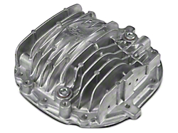 Ford GT500 Finned Differential Cover - 8.8 in. (86-14 V8; 11-14 V6, Excludes IRS)