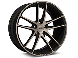 Niche Enyo Black Machined Wheel - 20x10 (2015 All)