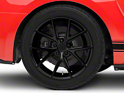 Niche Misano Matte Black Wheel - 19x9.5 (2015 All)