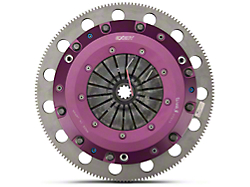 Exedy Hyper Clutch Kit - Twin Disc w/ Flywheel (99-Mid 01 GT; 96-04 Cobra, Mach 1)