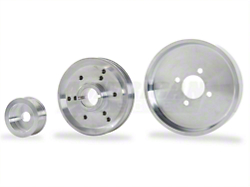 SR Performance Underdrive Pulleys (Late 01-04 GT)